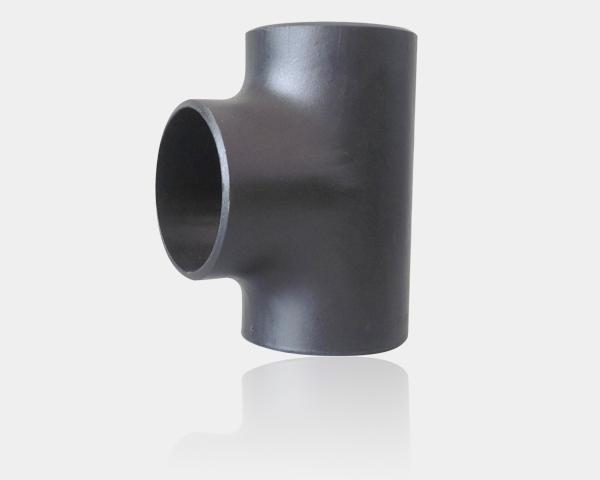 steel butt welded tee