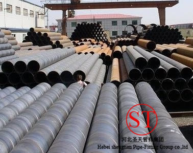 SSAWSAW STEEL PIPES