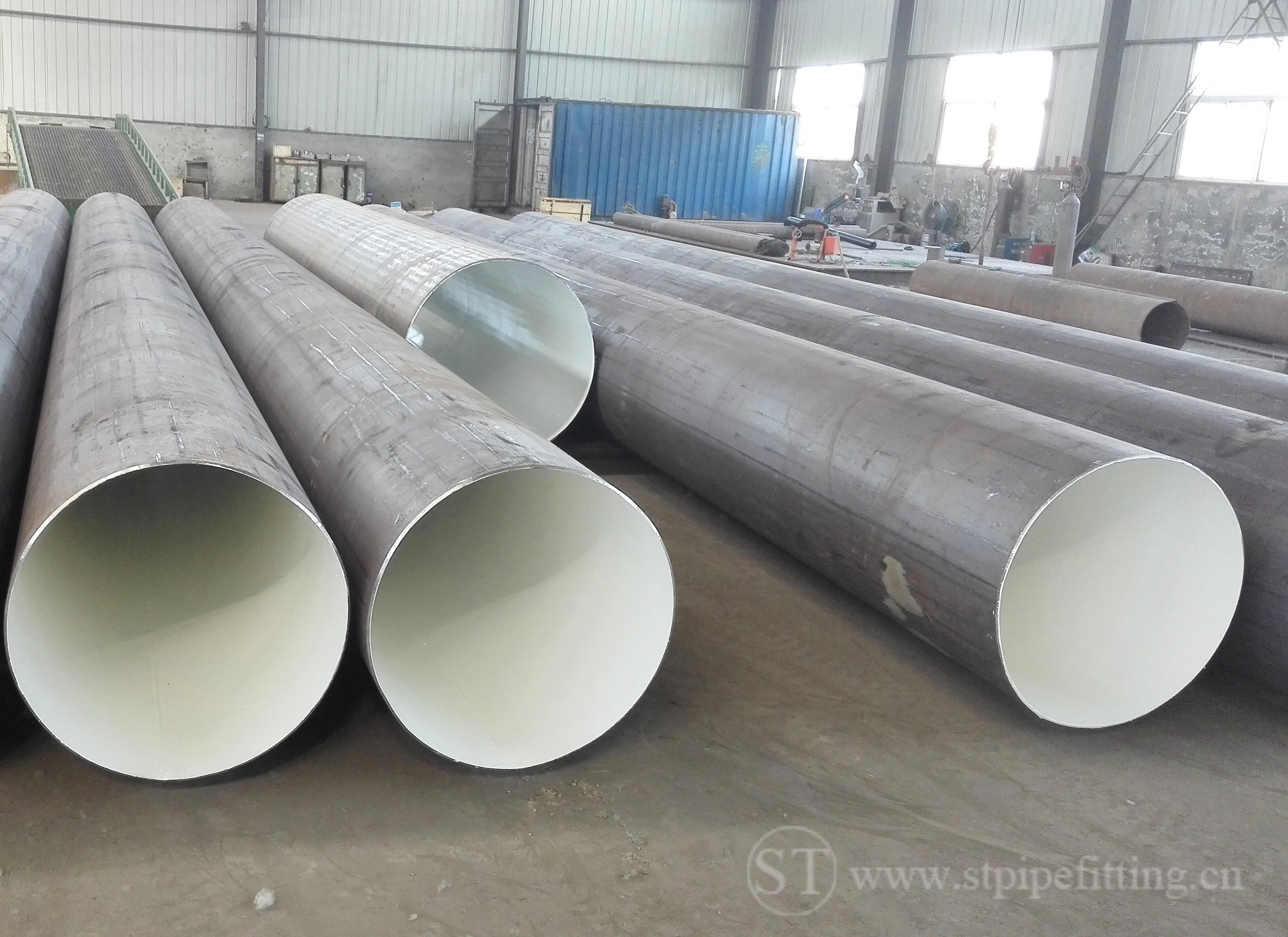 Prefabricated piping