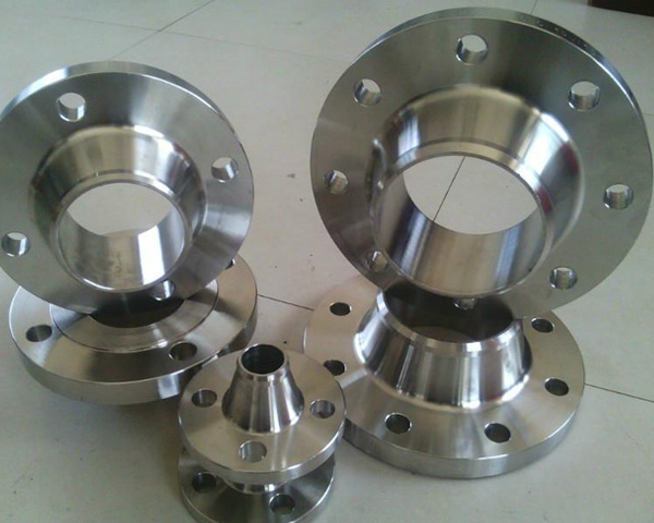 Threaded Carbon Steel Flange