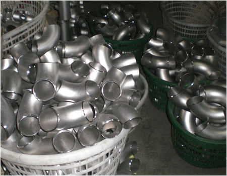 Stainless Steel Seamless Pipe Elbow AISI B16.9