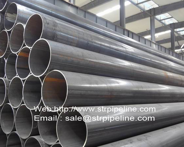Q235 ERW Steel Pipes