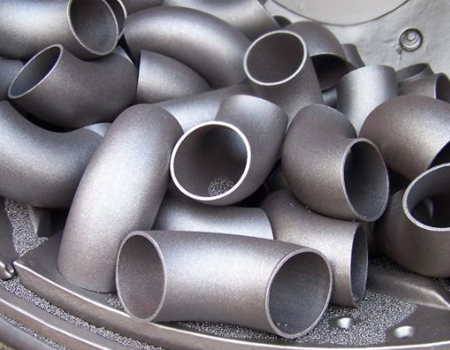 304 Stainless Steel Welded Pipe Fittings Elbow