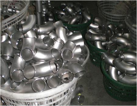 ASME 180 Degree Butt Welding Seamless Elbow Manufacturer