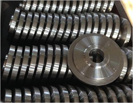 EN1092-1 Stainless Steel Forging Flange