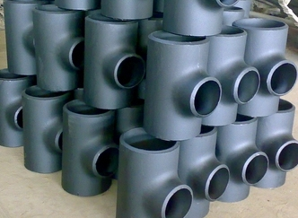 Pipe Fittings Stainless Steel 316L Reducing Tee