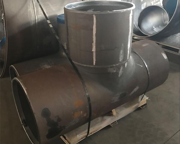 A234 Wpb Butt Weld Tee