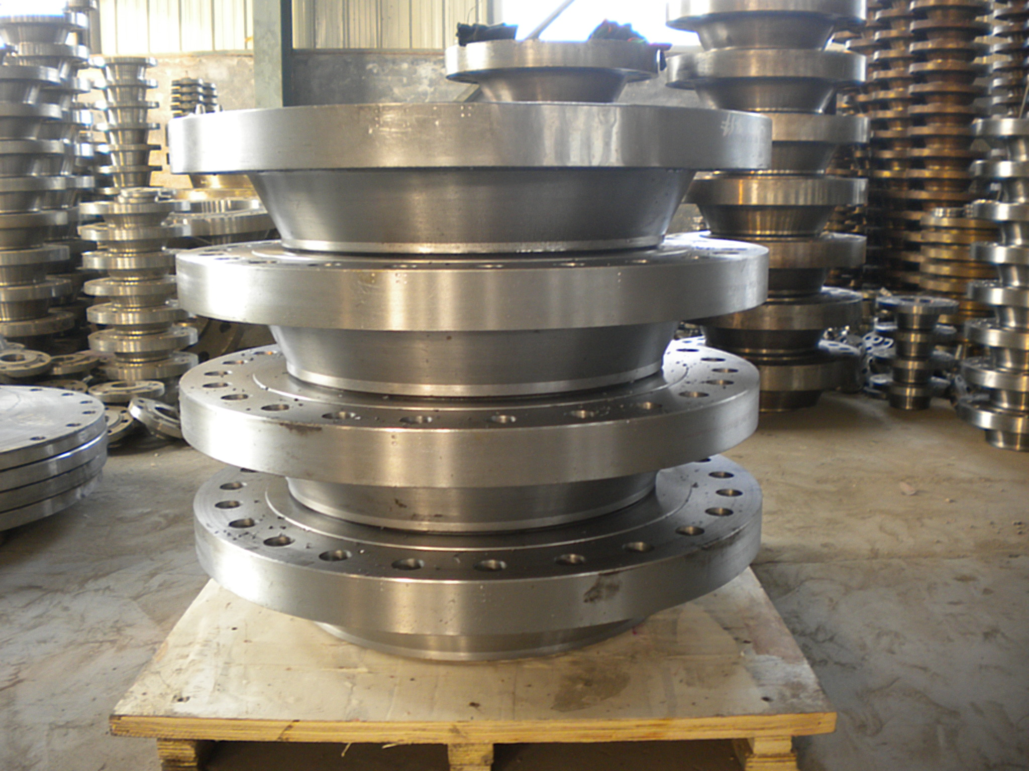 Alloy Slip-on Flanges