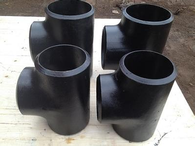 Carbon Steel Bw Pipe Fitting Tee