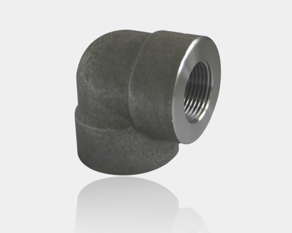 ANSI 304  Stainless Steel Screwed Pipe Fittings