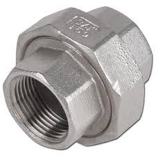 High Quality Carbon Steel NPT Threaded Forged Union