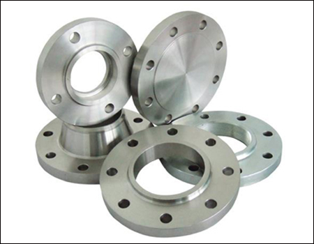 JIS Carbon Steel Weld Neck Flange