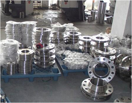 ANSI B 16.5 Stainless Steel Forged Slip on Flange
