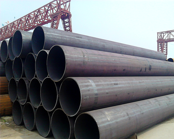 Dn400 ASTM A53 Gr. a Carbon Steel ERW Pipe