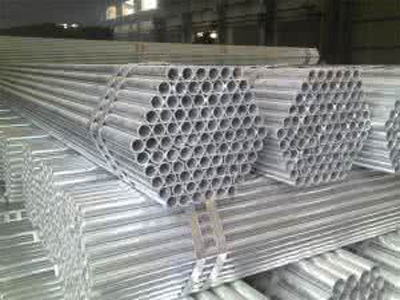 Cheap Cold Rolled Galvanized Round Steel Pipe