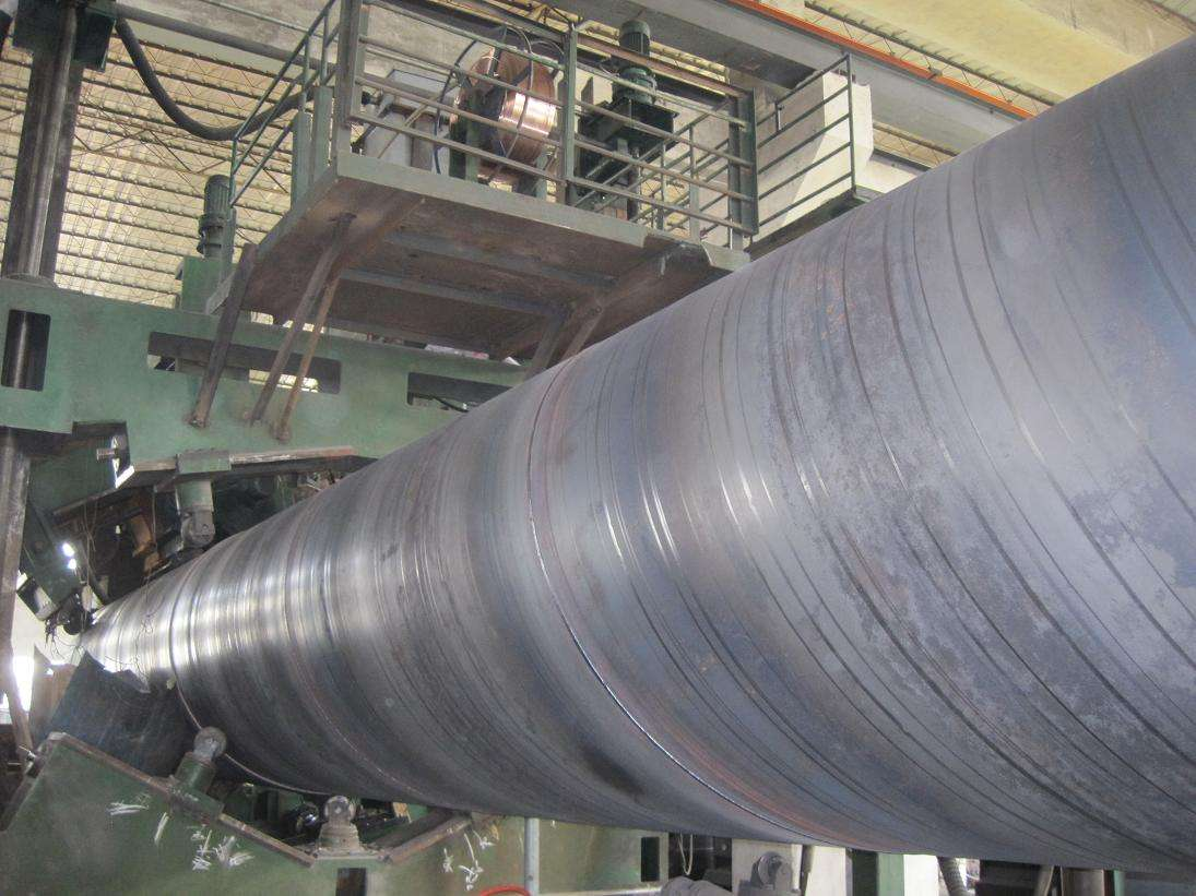 Spiral Steel Pipe Manufacturer