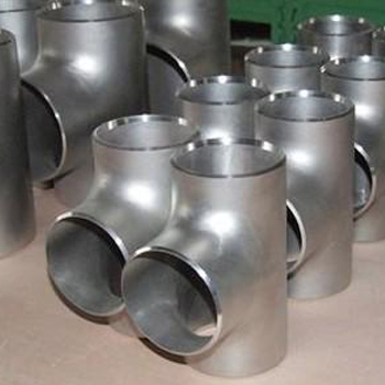 High Quality Forging Alloy Steel Tee