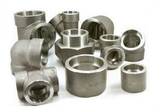 High Pressure Forged Steel Socket Pipe Fittings