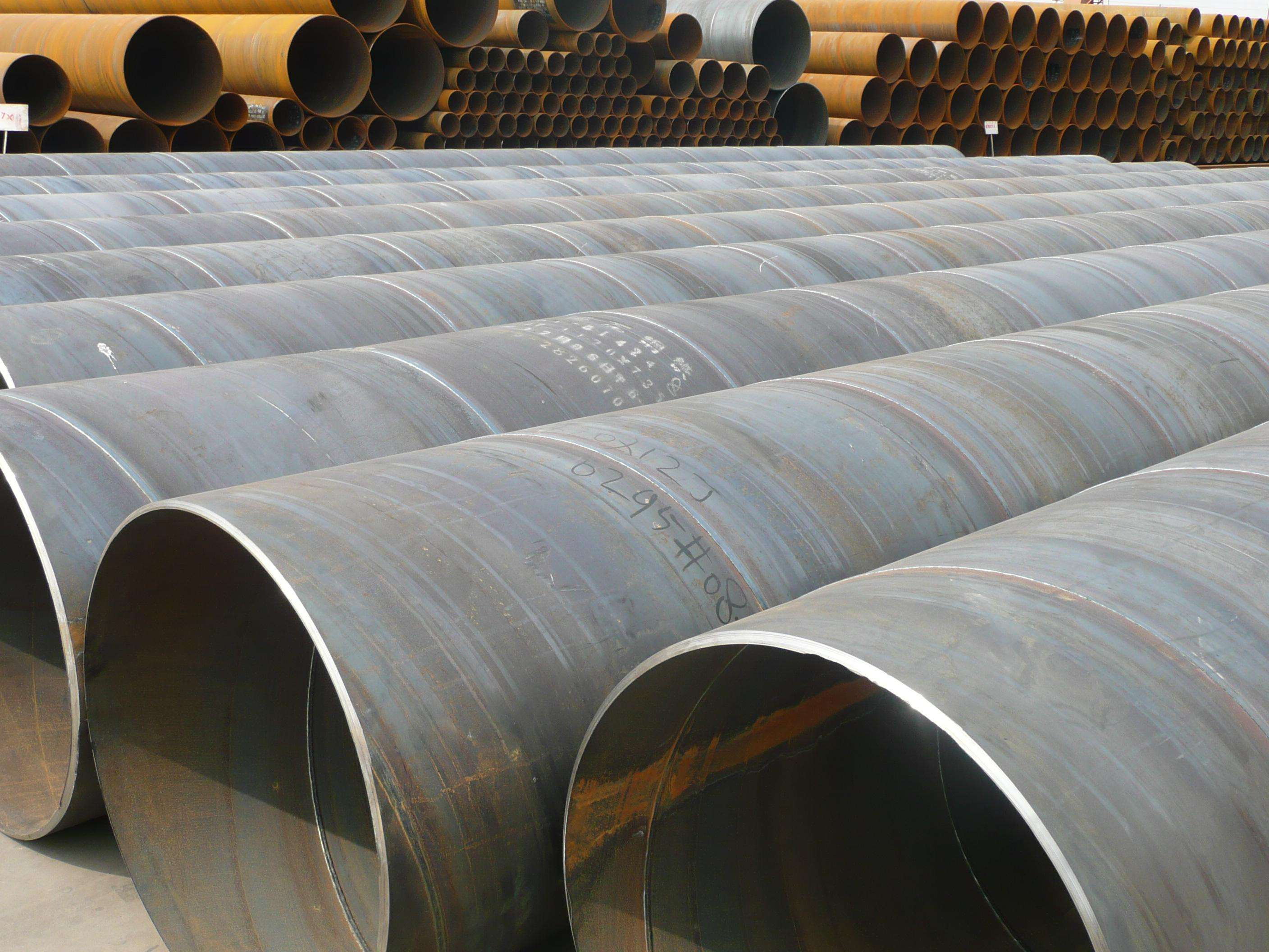 Galvanized Steel ERW Pipe