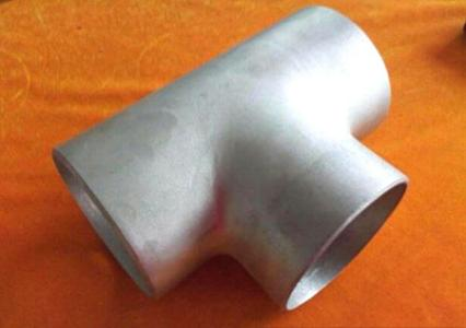 Equal Banded Galvanized Malleable Stainless Pipe Fitting Tee