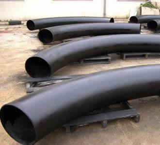 Large Size 90deg 5D  Carbon Steel Pipe Fitting  Bend