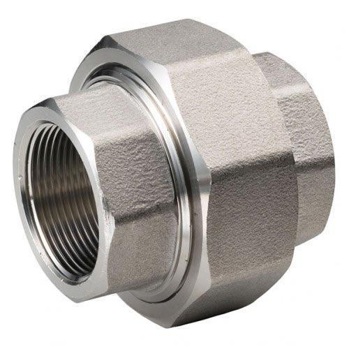 316/L Stainless Steel Threaded Pipe Fitting Union