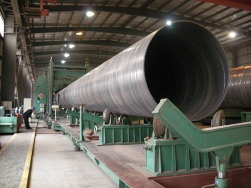 ASTM A53 GR B Carbon Steel  ERW Pipe