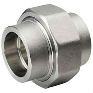 Forged Stainless Steel 6000lbs Welding Socket Pipe Fitting