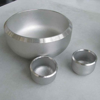 2 Inch SCH10 ASTM A312 Stainless Steel Pipe Fitting Cap