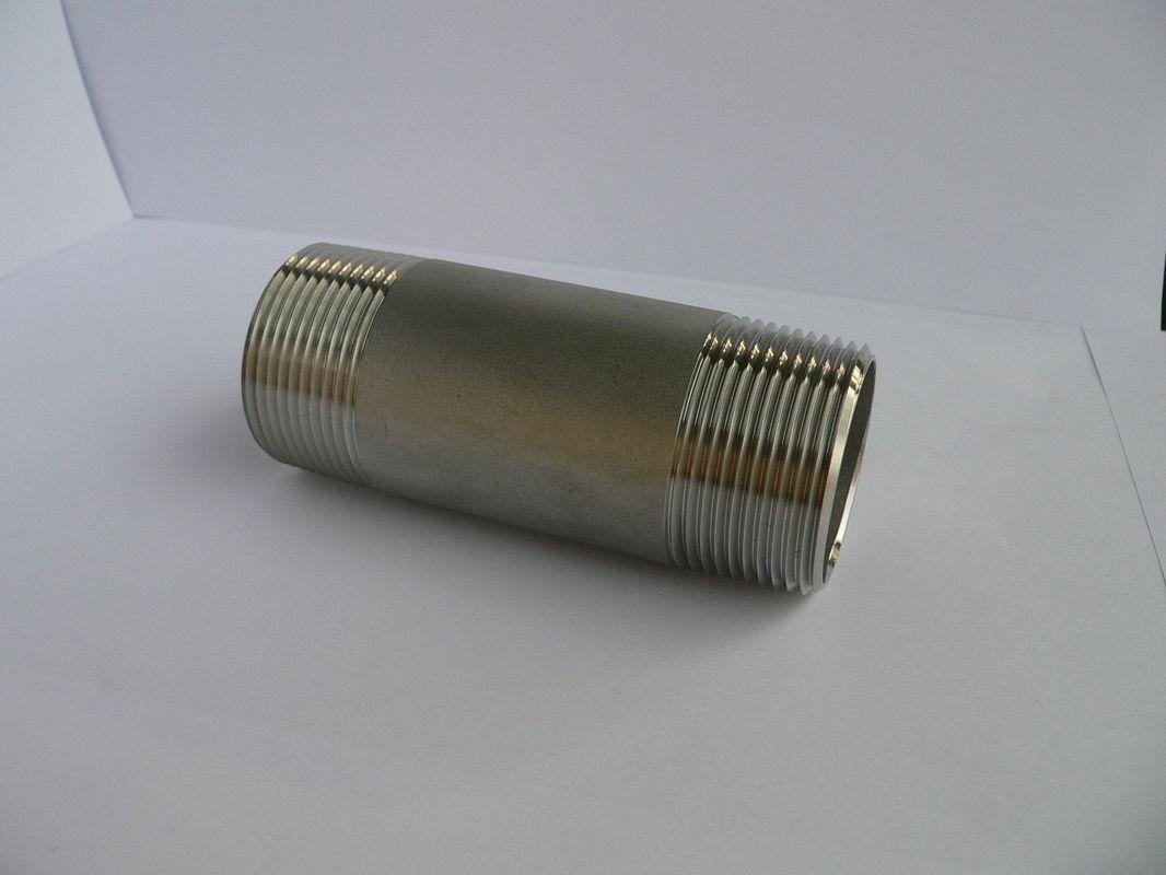1/2inch Stainless Steel  Screwed Pipe Fittings Nipple