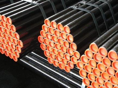 3mm Q235 Welded Black Carbon Steel ERW Pipe
