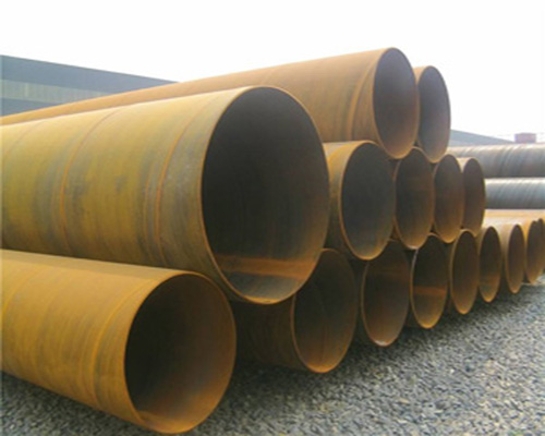 API 5L Large Diameter Welded Spiral Steel Pipe