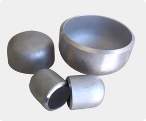 Butt Welding sch40 Pipe Fitting stainless Steel Caps