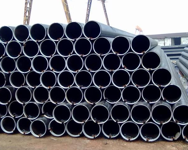 Q345 Welded Carbon Steel ERW Pipe