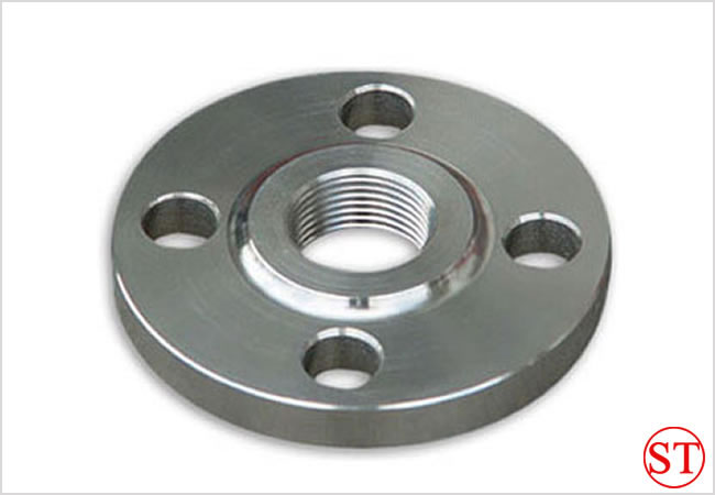 A182 F316/316L Stainless Steel Threaded Flange