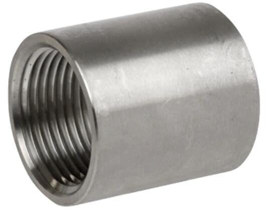 Socket Weld Forged Threaded Sw 6000 Pipe Fitting Coupling
