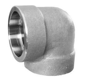 150lb Stainless Steel 304/316 Screwed Pipe Fittings 90 Elbow