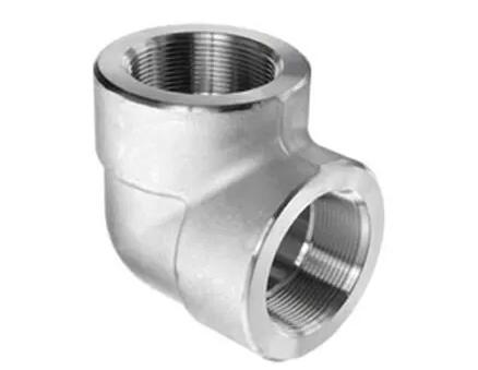 Galvanized 4 Inch ANSI B16.11 Stainless Steel Forged Socket Pipe Fittings