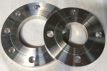 Stainless Steel ASTM A182 F316 150lb RF Sch40 Threaded Flange