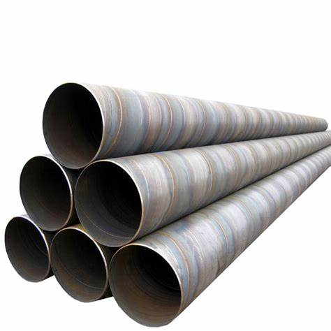 API 5L ASTM A53 Carbon Steel Spiral Steel Pipe